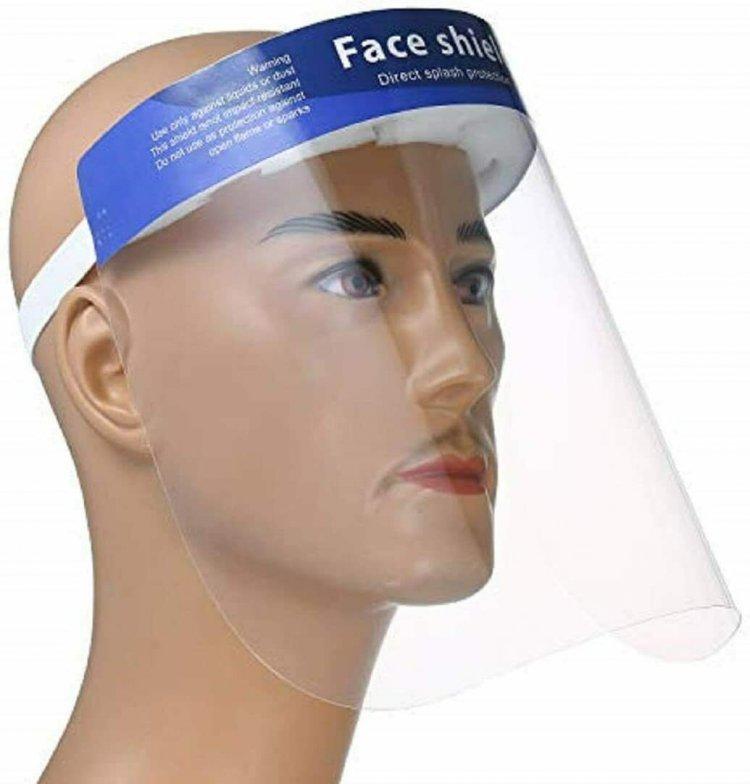Reusable Face Shield, 1/pcs
