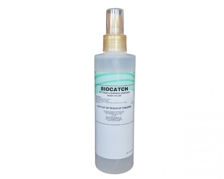 Biocatch surface sanitizer 8 OZ