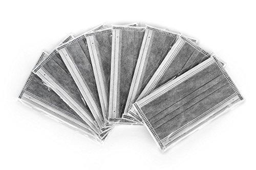 Carbon face masks / 50 piece