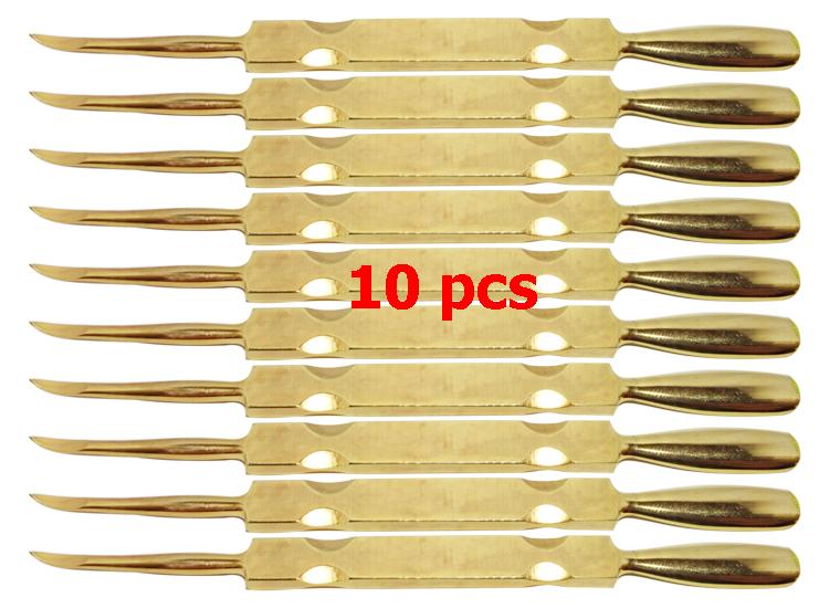 Pusher C-Gold (10 Pcs)