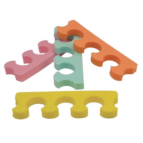 EVA 3 Holes Toe Separators - Box (1000 pairs)