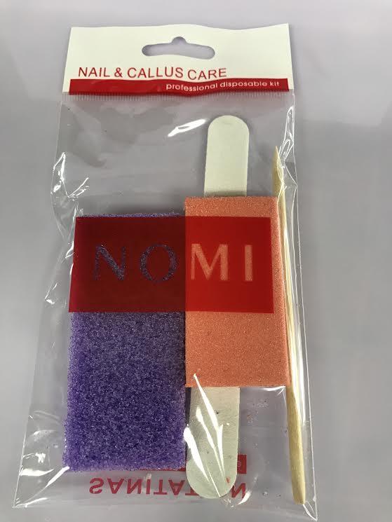 NOMI - Nail  Filing Kit (1 pcs)