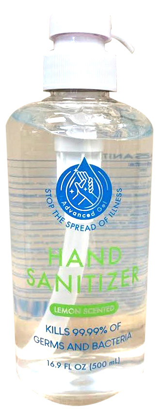 Hand Sanitizer Ge 16 oz Make in Korea
